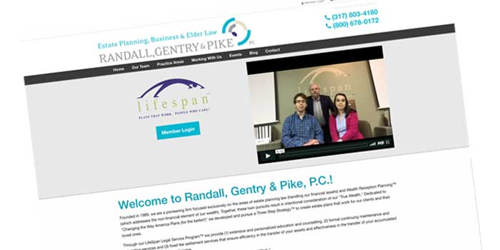 Randall, Gentry & Pike, PC